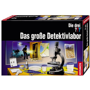 Detektivlabor