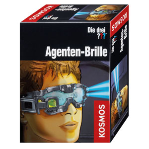 Agentenbrille