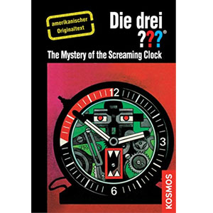 (012) Die drei ???: The Mystery of the Screaming Clock (American English)