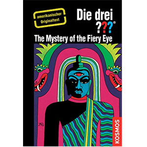(005) Die drei ???: The Mystery of the Fiery Eye (American English)