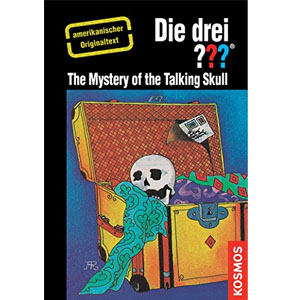 (006) Die drei ???: The Mystery of the Talking Skull (American English)
